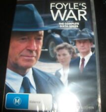 Foyle's Foyles War Sixth Season Series 6 (Australia Region 4) DVD - NEW