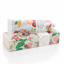 LIBRARY OF FLOWERS HAND CREME WILDFLOWER FERN 2.3 oz/64g TUBE COCO BUTTER ~CREAM