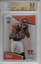2011 A.J. Green Finest Red Refractor RC- BGS 9.5 w/all 9.5 & 10 subs... #18/25