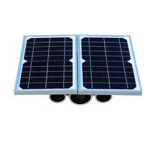 Wireless Solar Power & Batteries IP Security camera Outdoor IR-Cut Night Onvif