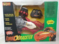 Kenner Tonka Turbo Dragster XRC Tirestorm R/C Radio Control 9.6V 1995 unbespielt