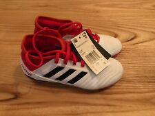 Adidas Predator 18.3 FG J Soccer Cleats Shoes CP9011 NEW SIZE 1.5