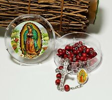 Baptism Communion Favors Rosary Fillable Box Recuerdo Bautizo 15 Quince Anos 12