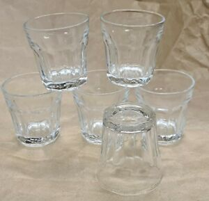 IKEA Clear Shot Glasses x 6