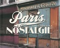 Paris, couleur nostalgie - Yvan Tessier - Parigramme 2011