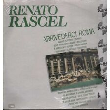 Renato Rascel Lp Vinile Arrivederci Roma / EMI Talent Sigillato 0077779611317