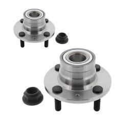 For Mitsubishi Carisma 1995-2004 Rear Hub Wheel Bearing Kits Pair