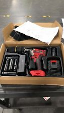 USED 90% new Cordless Impact Wrench Drill electric brushless tool 1/2 INCH