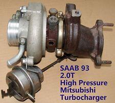 OEM SAAB 9.3 MITSUBISHI 2.0T HIGH PRESSURE TURBO SUPER CHARGER 93 12788719