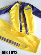 1/6 Clothes Basketball Uniform NBA LAKERS for EB Kobe onesixth