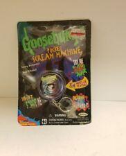 VTG. 1996 GOOSEBUMPS COLLECTIBLES KEY CHAIN POCKET SCREAM MACHINE MUMMY NIB
