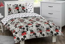 Mickey Mouse - Disney - Steamboat - Queen Bed Quilt Doona Duvet Cover Set