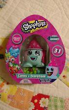 Shopkins Snow Crush Radz Chibi Toy Candy Dispenser Blue & Pink New Free Ship!