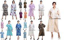20 PC Wholesale Indian Mandala Cotton Women Bathrobe Sexy Nightgown Long Robe