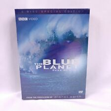 The Blue Planet: Seas of Life DVD 2007 5-Disc Set Special Edition