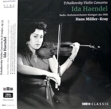 IDA HAENDEL - ANALOGPHONIC - SWR MUSIC - CNLR-1635 TCHAIKOVSKY MÜLLER-KRAY