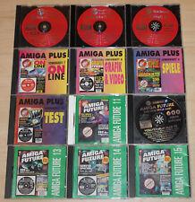 21 pièces Amiga plus et future numéro spécial CD Collection dans la description