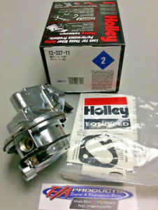 Holley 12-327-20 Small Block Chevy 170 GPH Mechanical High Performance Fuel Pump