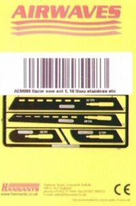 AEM008 NEW Airwaves Razor saw Set No.1. 10 thou stainless steel razor saw