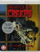 Nuovo Night Of The Creeps Blu-Ray