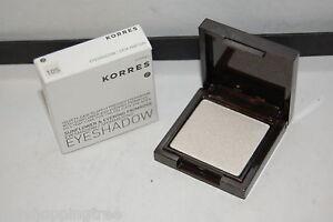 Korres Sunflower & Evening Primrose Shimmering Eyeshadow, New in Box