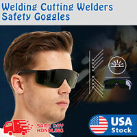 Laser Eye Protection Safety Glasses Goggles for UV Lasers with Case