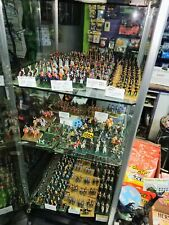 Giant Lot of 100's of Vintage Napoleonic Metal Figures & More Painte Collection
