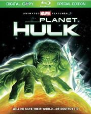 Planet Hulk [New Blu-ray] Special Edition, Subtitled, Widescreen, Ac-3/Dolby D
