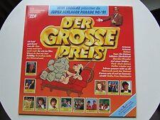 Der grosse Preis 90/91 Matthias Reim, Jürgen Drews, Nicki, Peter Corneliu.. [LP]