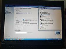 NOTEBOOK ASUS INTEL CORE DUO HDD 40GB RAM 2 GB WINDOWS 7