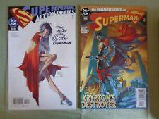 Superman 200 202-213 Action Comics 812 813 Adventures 625 626 DC Comics VF/NM