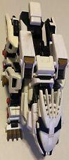 2002 Hasbro Tomy Zoids White Liger Zero Action Figure Parts or Repair