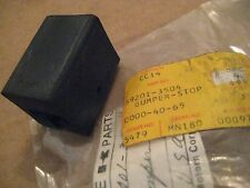 KAWASAKI SNOWMOBILE DRIFTER 440/360 SUSPENSION RAIL STOP DAMPER RUBBER NOS!