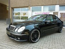 Mercedes Benz E W211 Tieferlegung für Luftfahrwerk ABC