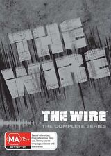 The Wire - Complete Collection (DVD, 2010, 24-Disc Set)