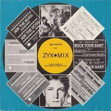 """""""ZYX Mix"""" RARE 1985 ZYX 5026 Italo DISCO 12"""""""