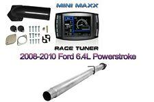 08-10 6.4L Mini MAXX Tuner Ford Powerstroke Diesel  EGR & DPF PIPE Full kit