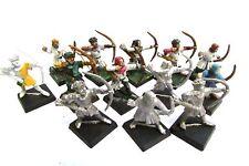OOP Citadel / Warhammer Metal Empire Imperial Archers x 13
