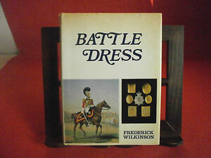 "Wilkinson F. ""Battle dress""- Doubleday, 1970"