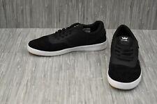 Supra Saint Casual Skateboarding Shoes, Men's Size 10.5, Black