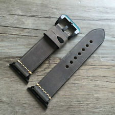 Genuine Leather Watch Band Wrist Strap For Apple Watch iWatch Series 1 2 3 38/42