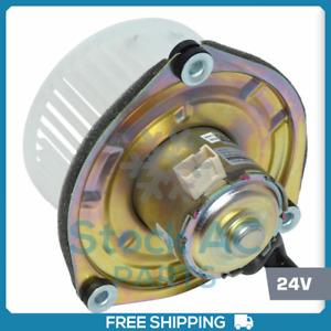 Brand NEW A/C Blower Motor w/ Wheel fits Nissan UD 24V - CM676457
