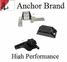 3 PCS Motor & Trans. Mount For 2004 Ford F150 4WD 5.4L