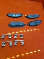 Disc Brake Pad Set Front ACDelco GM Original Equipment 171-1243
