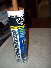 DAP DYNAFLEX 230 CEDAR TAN 10.1 FL. OZ. TUBE 100% WATERPROOF WINDOW DOOR SEALANT