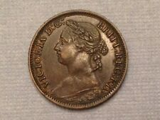 - 1886 UK Great Britain Victoria Farthing