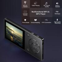 RUIZU D11 Bluetooth 8GB MP3 MP4 HiFi Music Player FM Radio Voice Recorder W8L5