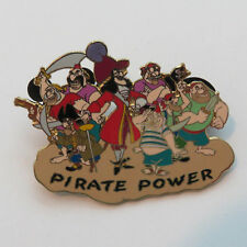 Disney Return to Neverland Movie Premiere Celebration - Pirate Power Pin