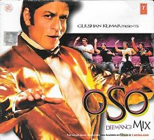 OM SHANTI OM DEEWANGI MIX - NEW BOLLYWOOD SOUND TRACK CD - FREE UK POST
