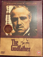 The Godfather Marlon Brando Al Pacino  New Sealed Collector edition Gift